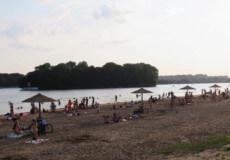 У Хмельницькому вода на пляжі безпечна для купання