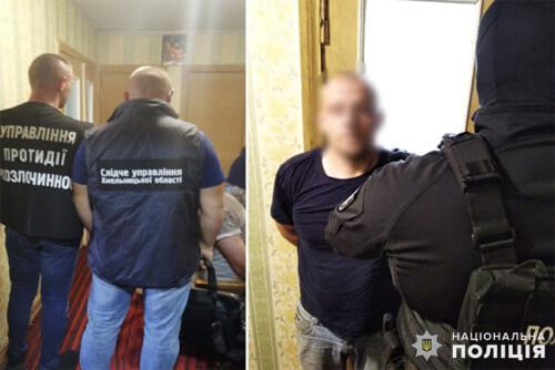 На Хмельниччині таксист збував наркотики пасажирам