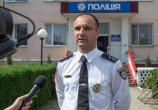 Підполковник Шепетівського ВП розповів, чому обрав професію полісмена
