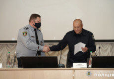 Екс-начальник Шепетівського ВП очолив обласну поліцію