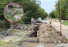 У Шепетівці копали водогін, а знайшли вибухонебезпечний предмет