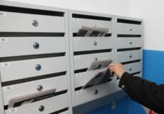 У Шепетівці зловмисник викрав поштові скриньки