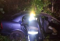 Вночі на Шепетівщині сталася ДТП: водій заснув за кермом