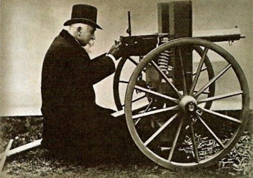 Кулемет Максима: шедевр з другої спроби