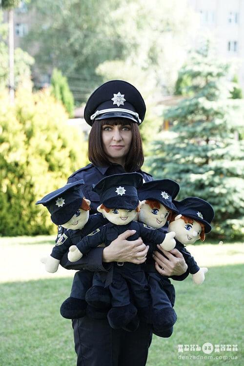 Речниця поліції Хмельниччини Інна Глега: поєднання мужності та жіночності