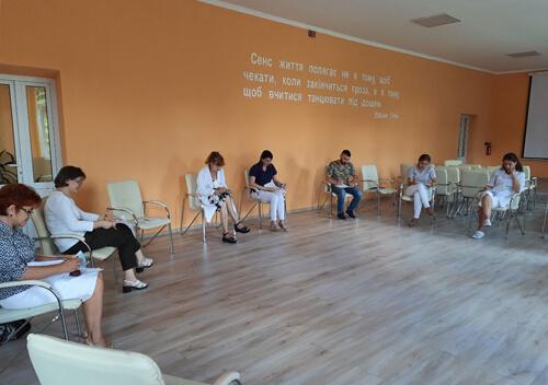 Медичні працівники Славути беруть участь у міжнародній грантовій програмі