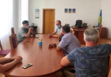 У Шепетівській РДА обговорили готовність ЦРЛ до прийому хворих на COVID-19