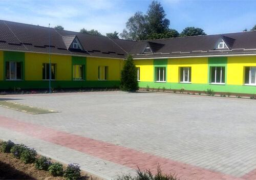 У селі на Славутчині завершують будівництво закладу освіти вартістю 35 млн грн