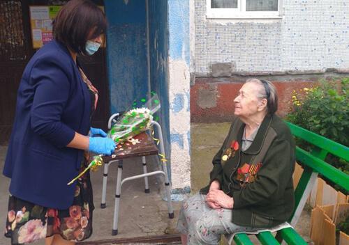 98-річній жительці Нетішина призначено державну стипендію