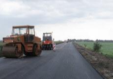 На межі Старокостянтинівського та Полонського районів відремонтували дорогу