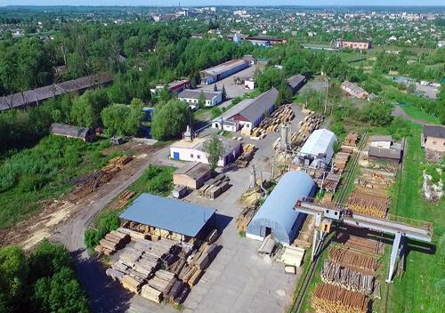 Керівник шепетівського військового лісгоспу став «Заслуженим лісівником України»
