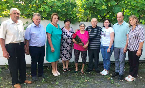 Пенсіонер з Шепетівщини отримав відзнаку «Почесний ветеран України»