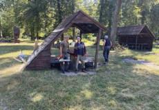 Неподалік Шепетівки оновили «Лісовий кордон»