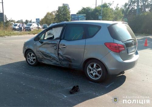 Напередодні в Нетішині внаслідок ДТП загинув 23-річний мотоцикліст