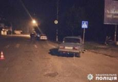 У Шепетівці на перехресті вулиць Степана Бандери та Українській сталася ДТП