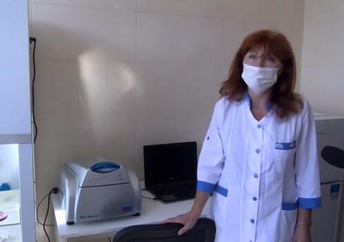 У Нетішині відкрили лабораторію для проведення ПЛР-досліджень