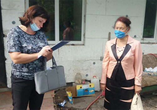 На Шепетівщині перевіряли чи всі діти приступили до навчання