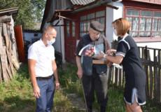 У Шепетівці учасник Другої світової війни відзначив 95-річчя