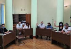 Хмельницька обласна ТВК не сформувала виборчі округи в установлений термін