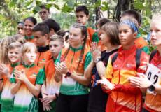 Юні «мисливці на лис» з усієї України змагалися у Нетішині