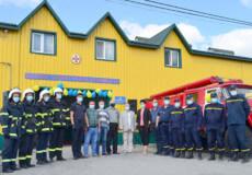 У Лотівці стала до строю чергова місцева пожежна команда