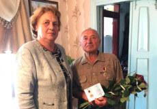 Житель села Рилівки отримав вищу нагороду Організації ветеранів України