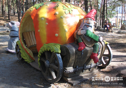 Скульптор Микола Мельничук жодного разу не пожалкував, що повернувся у Славуту