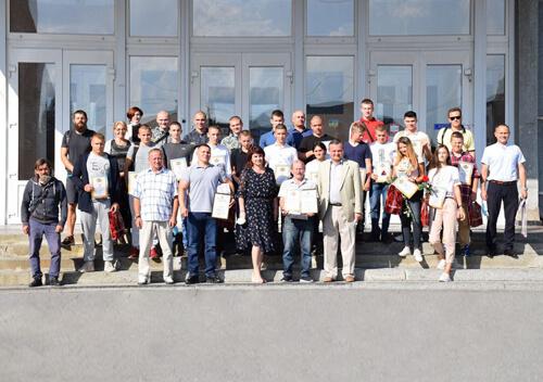 Шепетівський міський голова відзначив кращих спортсменів і тренерів