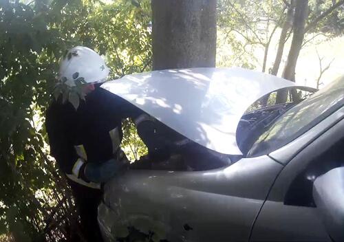 На Теофіпольщині селянку на смерть притисло Опелем до дерева