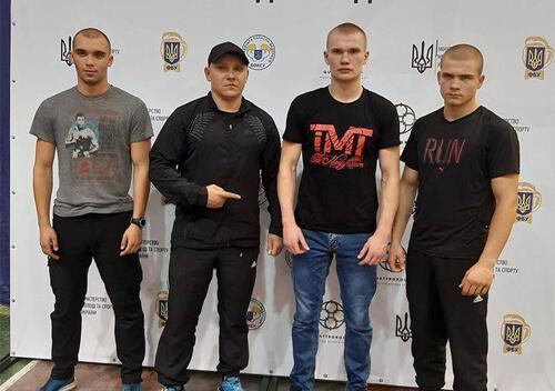 Шепетівчанин Владислав Гордійчук став бронзовим призером Чемпіонату України з боксу серед молоді