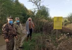 В Ізяславському районі обстежили мисливські угіддя