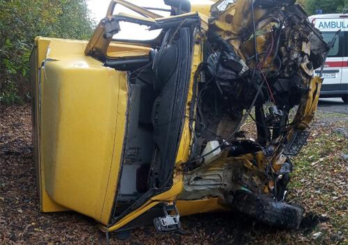 За минулу добу на Хмельниччині сталося три ДТП: травмувалися п'ятеро краян