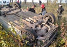 У Полонському районі внаслідок ДТП травмувалися водій та пасажир
