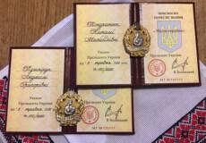 Двоє жінок з Ізяславщини отримали почесне звання «Мати-героїня»