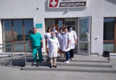 Майже 2 тисячі проб на COVID-19 відібрали працівники Шепетівського центру ПМСД