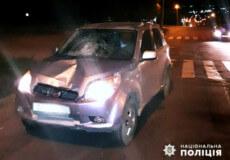 Житель Славутчини «влетів» в авто шепетівчанина: постраждала 6-річна дитина