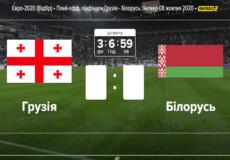 Чим закінчиться футбольний матч Грузія— Білорусь: прогноз