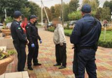 Сп'янілий чоловік намагався проникнути до зали суду в Ізяславі