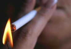 На Шепетівщині необережність під час паління призвела до пожежі