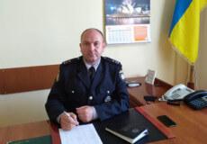 У Полонському відділенні поліції призначили нового очільника