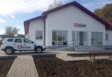 На Полонщині відкрили нову амбулаторію, а ще медики отримали кросовер Renault