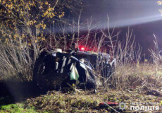 На автодорозі «Ланівці-Теофіполь» внаслідок ДТП травмувалися двоє осіб