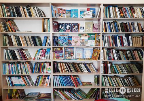 У сільській бібліотеці на Шепетівщині з'явився бестселер «Гра престолів»