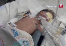 На Хмельниччині померла маленька дівчинка, яку побила рідна матір