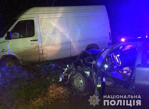На Шепетівщині у ДТП травмувався 32-річний хмельничанин