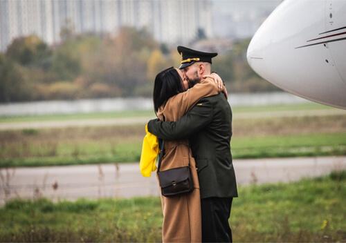 Виправданий гвардієць Віталій Марків продовжить службу в Нацгвардії України