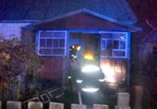 Шепетівські пожежники врятували 23-річного чоловіка