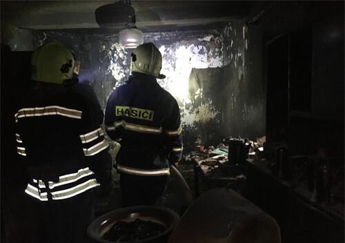 У Шепетівському районі пожежники на згарищі знайшли мертвим 44-річного чоловіка
