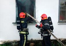 У Шепетівській ОТГ внаслідок пожежі загинув 47-річний чоловік