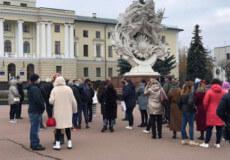 Хмельницькі ресторатори долучилися до загальноукраїнської акції протесту